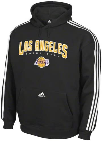 adidas NBA Los Angeles Lakers Représentent 3S Sweat à