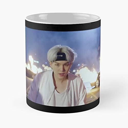 Suga Jhope Jimin Rap Monster Coffee Mugs Unique Ceramic Novelty Cup