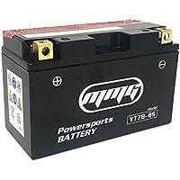 YTX7B-BS YT7B-BS 12v Motorcycle Battery fits Ducati 1199 Panigale, Kawasaki KLX400, Suzuki DR-Z400, Triumph Daytona 675, Yamaha TTR250