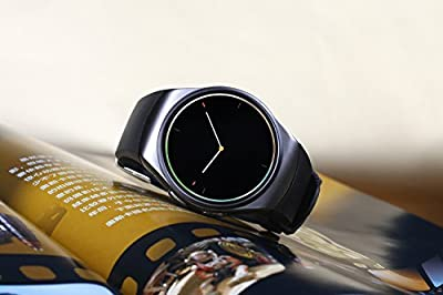 Ansbo A1 Smart Watch Bluetooth Fitness Watchphone With Heart Rating Support SIM Card And TF Card for Iphone And For Android Samsung/ Sony /LG Smart Phones