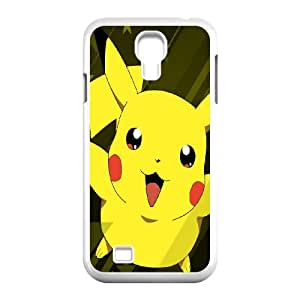 Pikachu for Samsung Galaxy S4 I9500 Cell Phone Case & Custom Phone Case Cover R88A649441