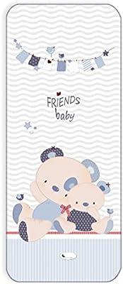Colchoneta Silla de Paseo Universal Transpirable Friends Baby ...
