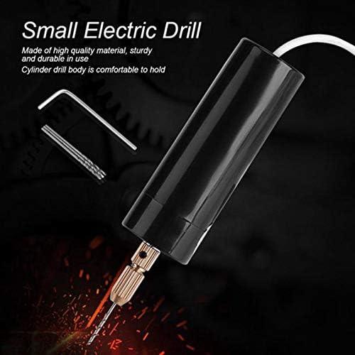 TOPSALE USB Perceuse /à Main /éLectrique Perceuse /à Main en Bois Circuit Imprim/é Plastique Perle Cristal Colle Poin?Onneuse
