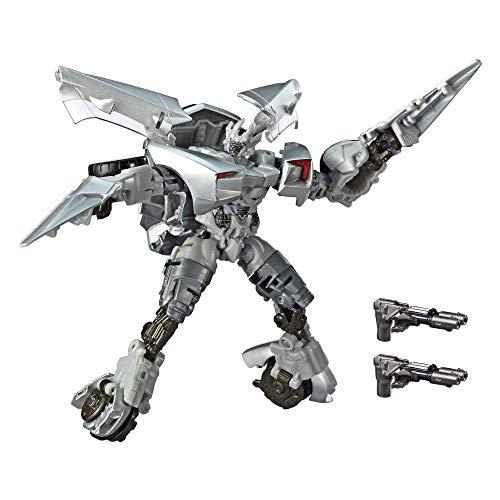 Transformers Studio Series 29 Deluxe Class Dark of The Moon SIDESWIPE Action Figure (Renewed) (Transformer Dark Side Of The Moon Game)