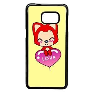 Samsung Galaxy S6 Edge Plus Phone Case, With CARTOON Image On The Back - Colourful Store Designed
