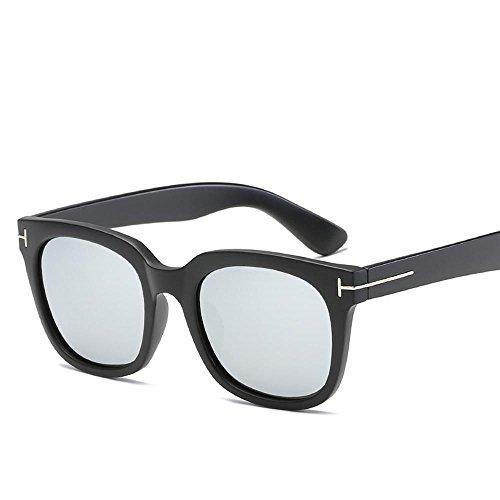 super nuevas de A mujer suaves TR sol polarizador gafas y polarizado de gafas hombre espejo sol haixin TR Solar general Retro qZxYFnRz