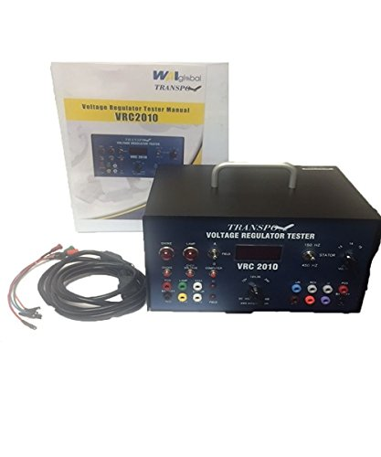 Car Voltage Regulator Testers : Galleon new voltage regulator tester vrc to