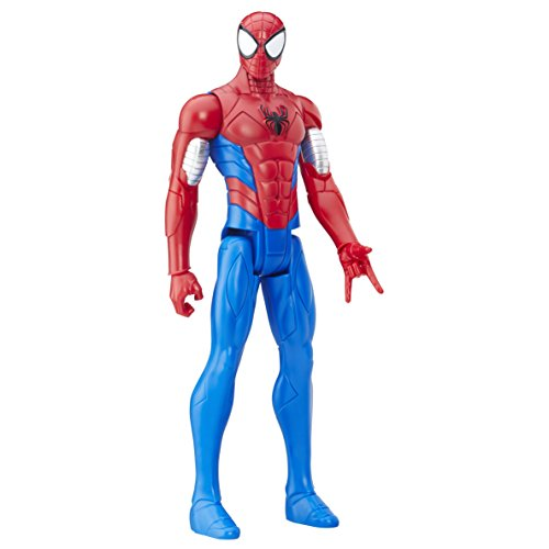 Spider-Man Armored Spider Man Action Figure 2 (The Amazing Spider Man 2 Suit For Kids)