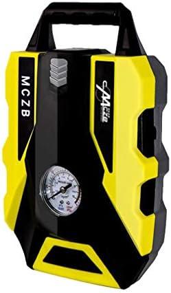 Vosarea タイヤインフレータポータブルdc 12v 19シリンダープラスチック電動ポンプタイヤインフレータエアコンプレッサー用オートバイオート自転車車