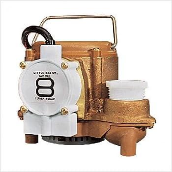 Zoeller m53 sump pump manual