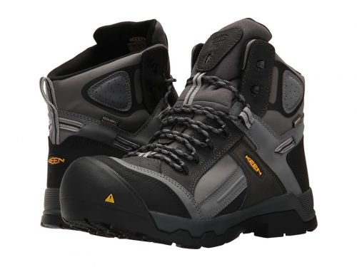 Keen Utility(キーン) メンズ 男性用 シューズ 靴 ブーツ 安全靴 ワーカーブーツ Davenport 6