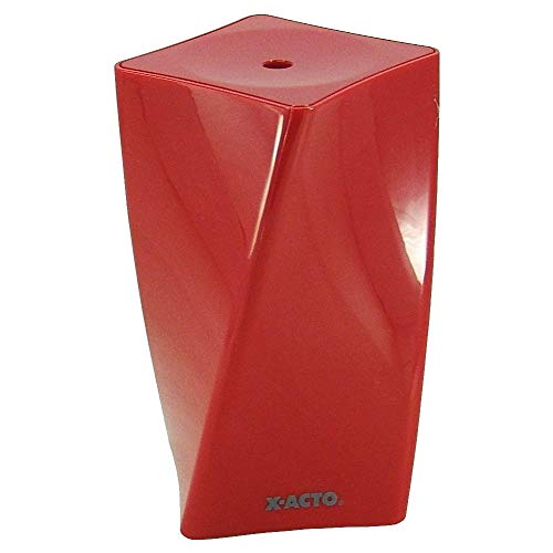 X-ACTO Spira Electric Pencil Sharpener - Red