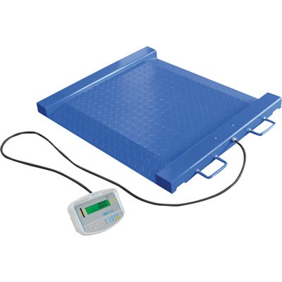Portable Wheelchair Scale - 9
