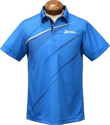 [スリクソン] 半袖シャツ メンズ RGMMJA01 BL00(ブルー) 日本 3L (日本サイズ3L相当)
