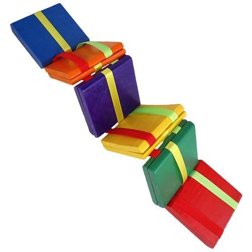 (Jacobs Ladder Toy 6 Pack)
