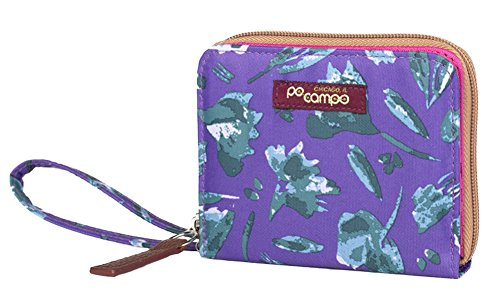 po-campo-petals-bifold-wristlet-wallet