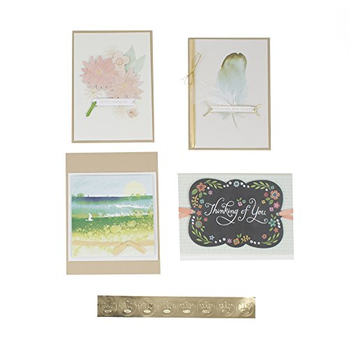 Hallmark All Occasion Handmade Boxed Assorted Greeting Card Set (Pack of 24) Photo #4