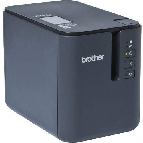Brother P-Touch Pt-p950nw Thermal Transfer Printer - Monochrome - Desktop - Label Print - 3.15 in/s by Brother Industries, Ltd