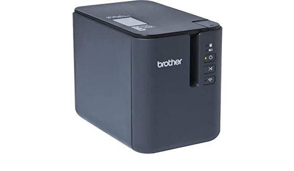 Brother P-Touch Pt-p950nw Thermal Transfer Printer Desktop 3.15 in//s Label Print Monochrome