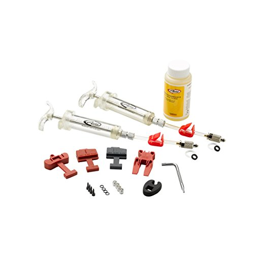 Brake Part Avid Hyd Bleedkit Pro Wdot Fluid (H) (Mountain Bike Bleed Kit)