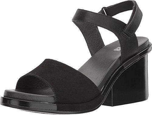 Camper Women's Ivy - K200398 Black Sandal