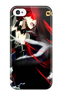 Hot Tpye Erza Scarlet Case Cover For Iphone 4/4s