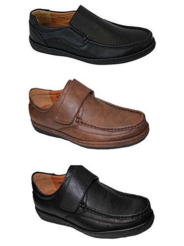 homme Footwear pour Mocassins Noir Foster wc6RTtqCFC