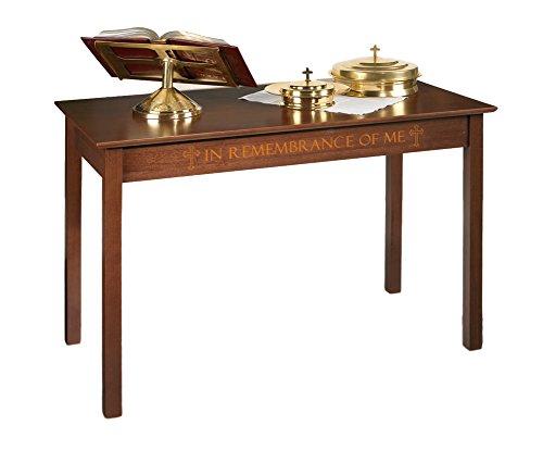 church table - 9