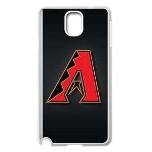 Arizona Diamondbacks Samsung Galaxy Note 3 Cell Phone Case White G6826081