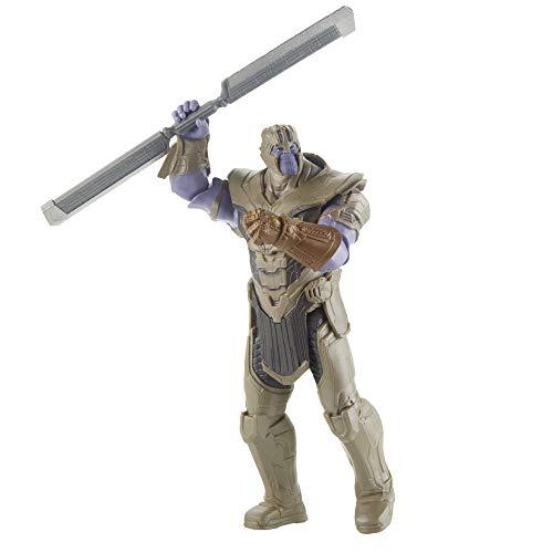 Avengers Marvel Endgame Warrior Thanos Deluxe Figure