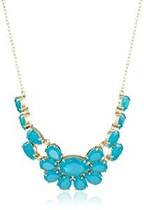 """kate spade new york """"Plaza Athenee"""" Turquoise Short Necklace"""
