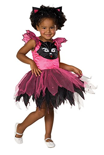Rubie's Costume Co Kitty Cat Pink Child Costume, Small