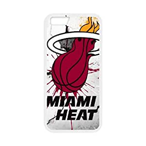 iPhone 6 4.7 Inch Cell Phone Case White Miami Heat YR120078