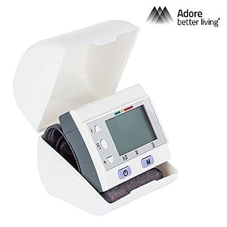 Adore Better Living IG104384 Tensiómetro digital adore: Amazon.es: Salud y cuidado personal