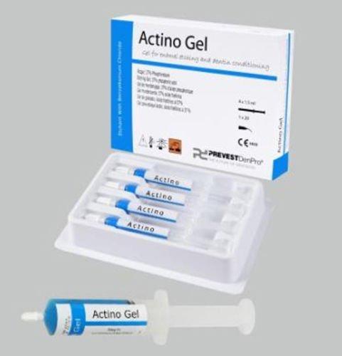 Dental Antimicrobal Etching - Actino Gel Economy Pack ()