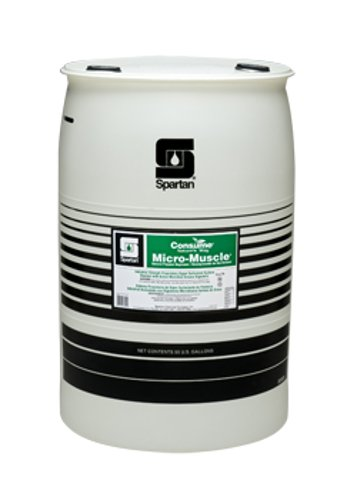 Consume Micro-Muscle® 349755 (55 Gallon Drum) (Drum Spartan)