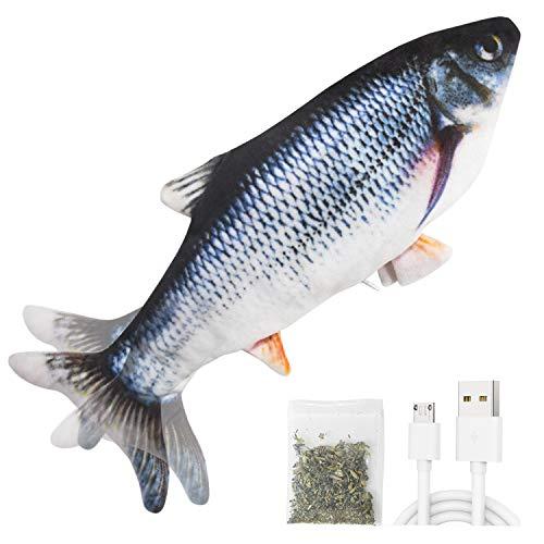 Senneny Electric Moving Fish