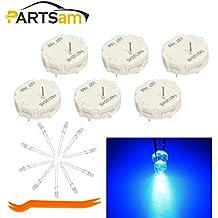 Partsam x27 168 Stepper Motor Repair Kit Fits GM gauge instrument cluster blue LED bulb