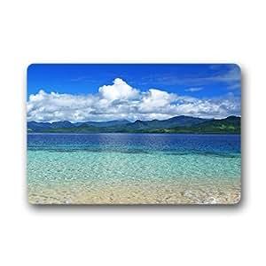 """Custom Sandbeach Doormat Outdoor Indoor 23.6""""x15.7"""" about 59.9cmx39.8cm"""