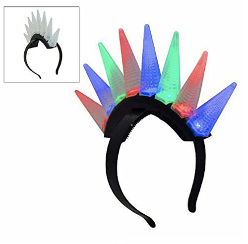 blinkee LED Spiked Mohawk by -