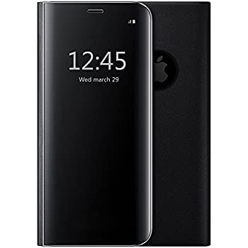 iphone 7 black flip case