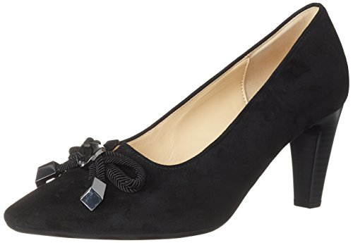 free shipping best place outlet pictures Gabor Women's Basic Closed Toe Heels Black (17 Schwarz 17) cheap sale manchester great sale W9KmhthN9