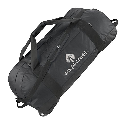 Eagle Creek Travel Gear Luggage No Matter What Flashpoint Rolling Duffel XL, Black