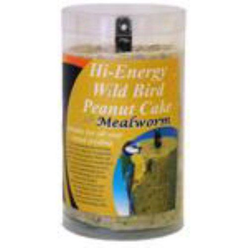 Dawn Chorus Mealworm Peanut Cake For Wild Birds (1 pack) Twootz