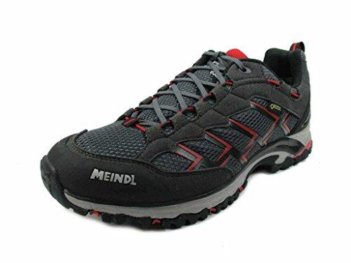 Negro Meindl Senderismo Zapatos Men 382601 wUqSF4B