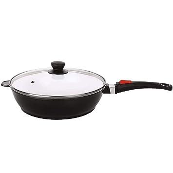 Nice cooker® - Sartén de Cerámica Antiadherente - 28 cm: Amazon.es: Hogar