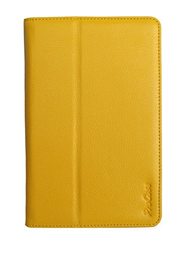 ProCase Leather Google Tablet Yellow