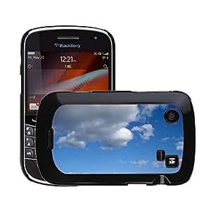 Print Motif Coque de protection Case Cover // M00157613 Noon estrella del cielo del paisaje // Blackberry 9900