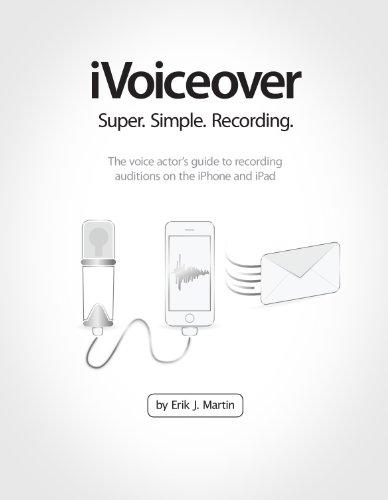 iVoiceover, Super. Simple. Recording.