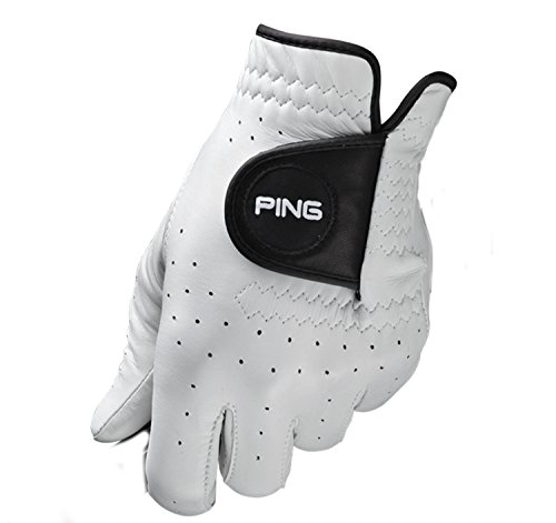 NEW Ping Tour Solite Premium Cabretta Leather Golf Glove Cadet Medium Large (ML)